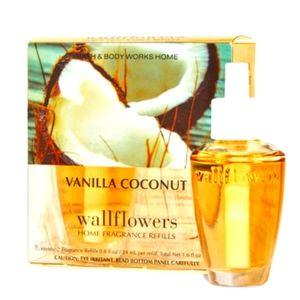 🥥 VANILLA COCONUT WALLFLOWERS REFILLS 2-PACK